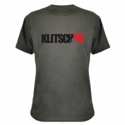 Купити Камуфляжна футболка Klitschko