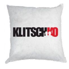 Купити Подушка Klitschko