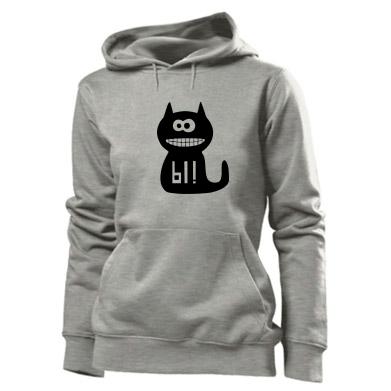 Купити Толстовка жіноча Кішка И