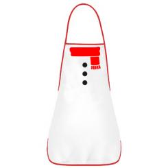 Фартук Костюм снеговика