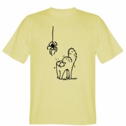 Футболка Кіт та павук