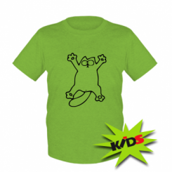Дитяча футболка Кіт-зірка