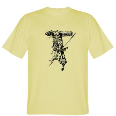 Футболка Козак з саморобним кулеметом
