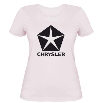 Купити Жіноча футболка Крайслер