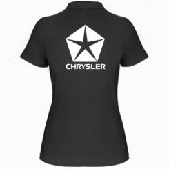 Купити Жіноча футболка поло Крайслер