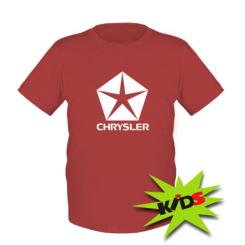 Купити Дитяча футболка Крайслер