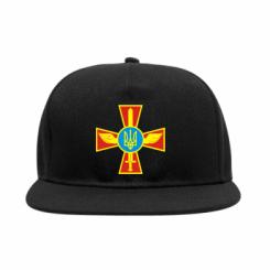Снепбек Хрест з мечем та гербом