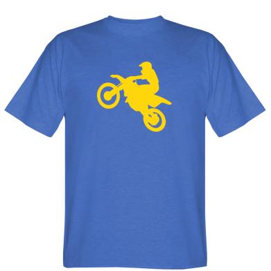 Футболка Кросовий мотоцикл