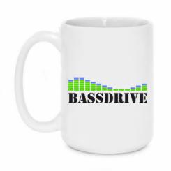 Кружка 420ml Bassdrive