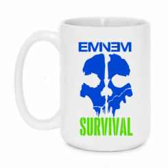 Купити Кружка 420ml Eminem Survival