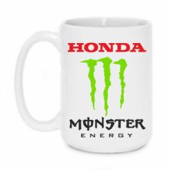Купити Кружка 420ml Honda Monster Energy