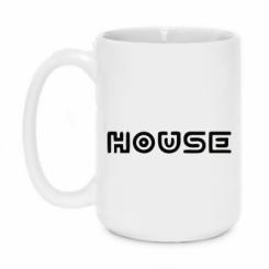 Кружка 420ml House