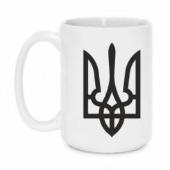 Купити Кружка 420ml Класичний герб України