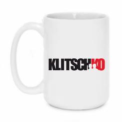 Купити Кружка 420ml Klitschko