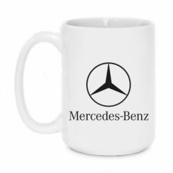 Купити Кружка 420ml Mercedes Benz