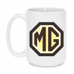 Кружка 420ml MG Cars Logo