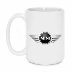 Кружка 420ml Mini Cooper