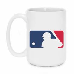 Купити Кружка 420ml MLB