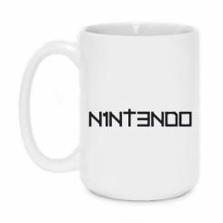 Купити Кружка 420ml Nintendo