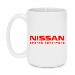 Купити Кружка 420ml Nissan Sport Adventure