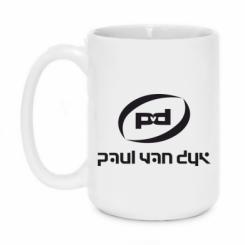 Кружка 420ml Paul Van Dyk