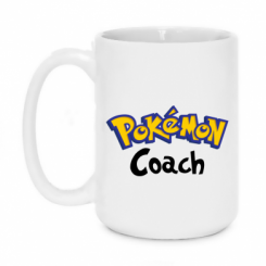 Кружка 420ml Pokemon Coach