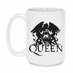 Купити Кружка 420ml Queen