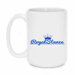 Купити Кружка 420ml Royal Stance
