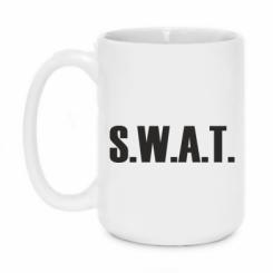 Купити Кружка 420ml S.W.A.T.