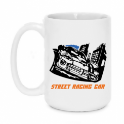 Купити Кружка 420ml Street Racing Car