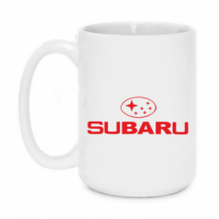 Купити Кружка 420ml Subaru
