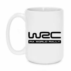 Купити Кружка 420ml WRC