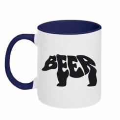 Купити Кружка двокольорова Beer
