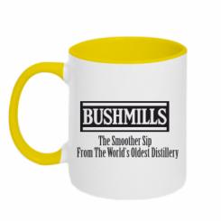 Кружка двокольорова Old Bushmills Brand