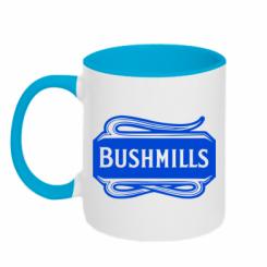 Кружка двокольорова Bushmills