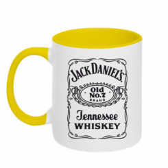Купити Кружка двокольорова Jack daniel's Whiskey
