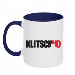 Купити Кружка двокольорова Klitschko