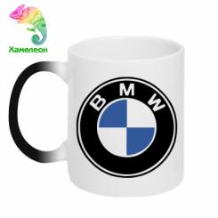 Купити Кружка-хамелеон BMW