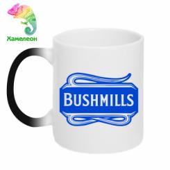 Кружка-хамелеон Bushmills
