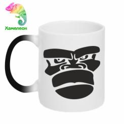 Купити Кружка-хамелеон Gorilla