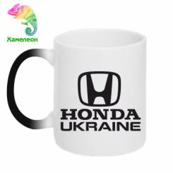 Купити Кружка-хамелеон Honda Ukraine