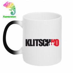Купити Кружка-хамелеон Klitschko