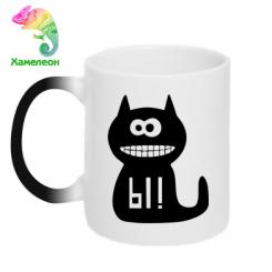 Купити Кружка-хамелеон Кішка И