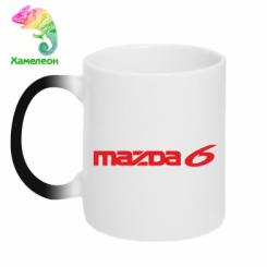 Купити Кружка-хамелеон Mazda 6