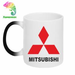 Купити Кружка-хамелеон MITSUBISHI