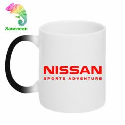 Купити Кружка-хамелеон Nissan Sport Adventure