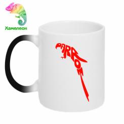 Купити Кружка-хамелеон Parrot