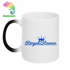 Купити Кружка-хамелеон Royal Stance