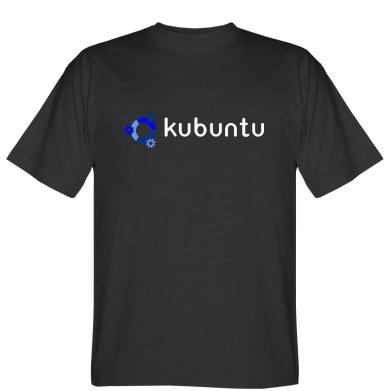 Футболка Kubuntu