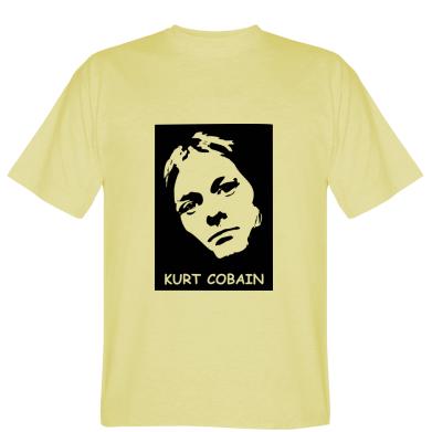 Футболка Kurt Cobain Face